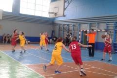 Баскетбол. Финал. 17 февраля 2017 (2)